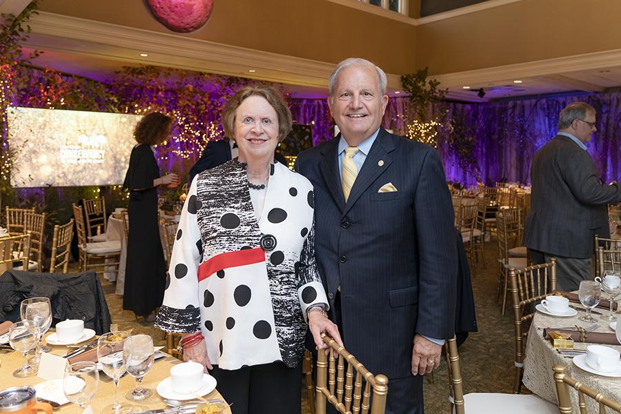 John and Carol Pyfer